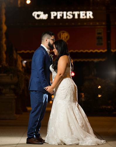 The Pfister Hotel: Milwaukee Weddings