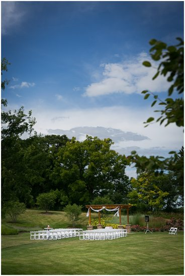 Strawberry Creek: Outdoor Ceremony