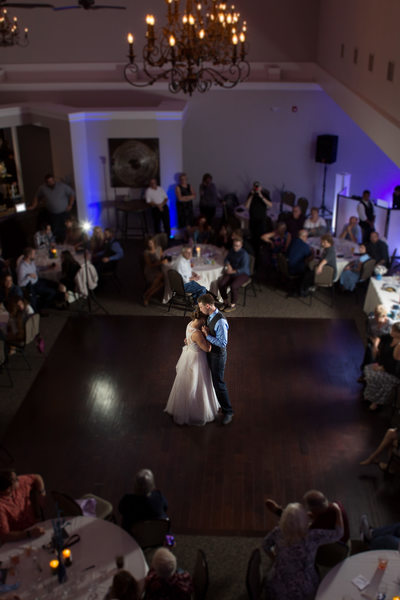 First Dance: Circa on Seventh Wedding