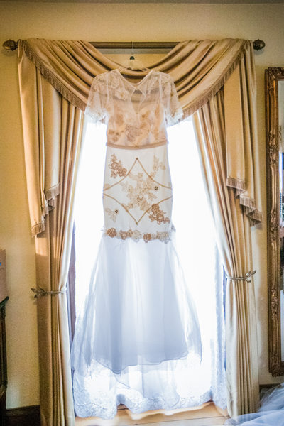 Handmade Dress: The Grove in Illinois