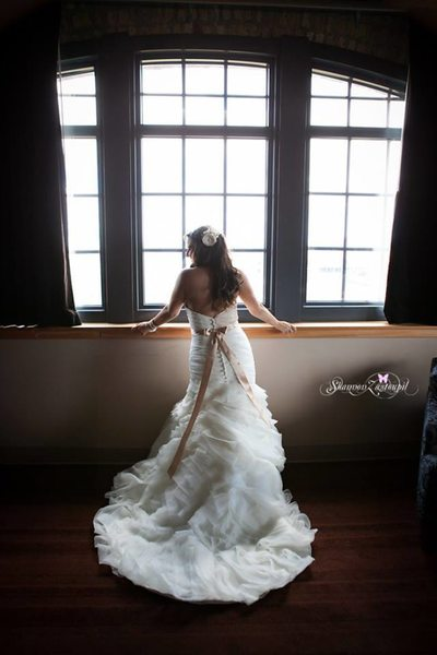 Bridal Portrait: Iron Horse Hotel