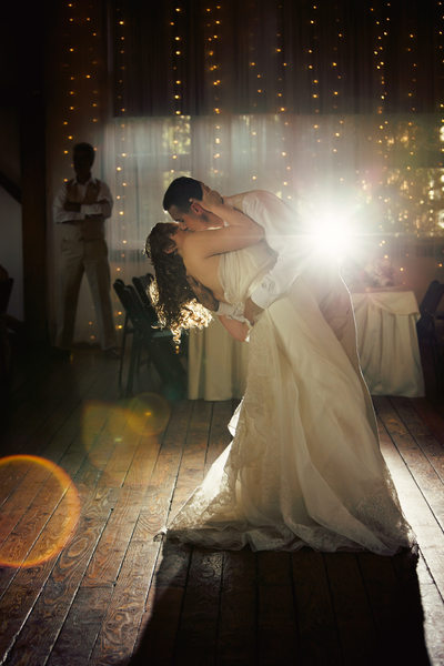 Byron Colby Barn: First Dance