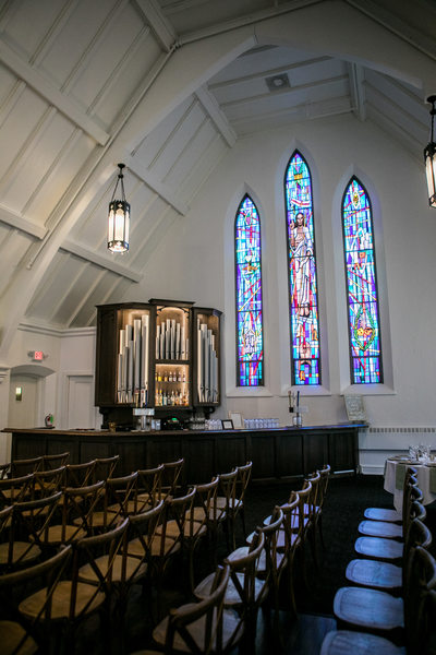 The Covenant: Pipe Organ Bar
