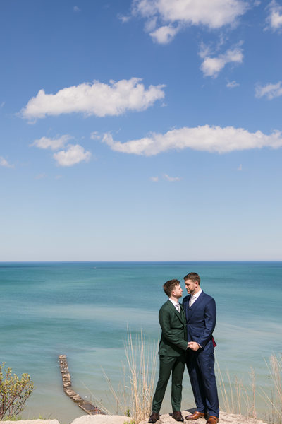 Lake Michigan: Weddings