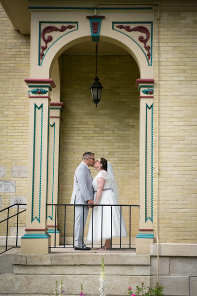 Kemper Center Weddings: Historic Buildings