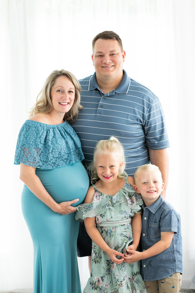 Maternity: Family Photography