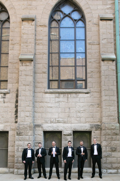 Guy Squad: Milwaukee Wedding Photographers Gesu