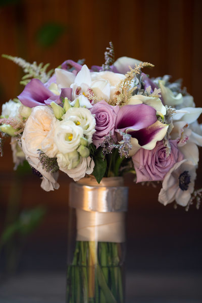 Flowers: Milwaukee Public Market Wedding