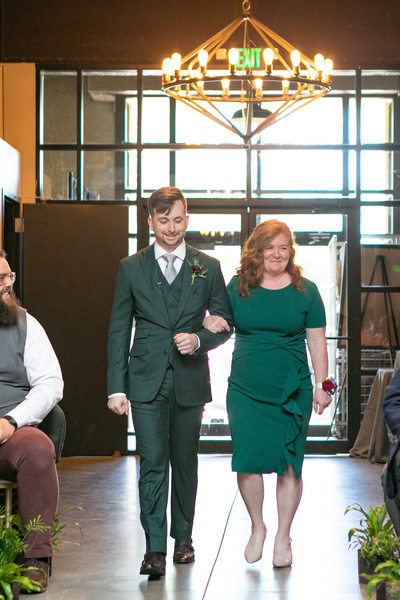 LGBTQ Friendly Wedding Photos: Here Comes the Groom