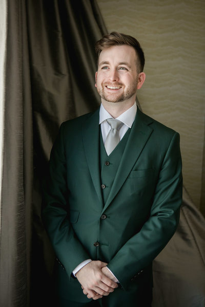 LGBTQ Friendly Wedding Photography: The Groom