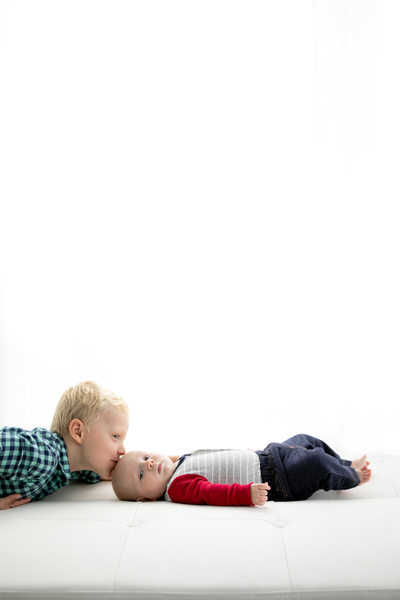 Brotherly Love: Lifestyle Studio Sessions
