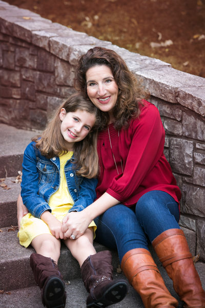 Mother and Daughter: Family Photography