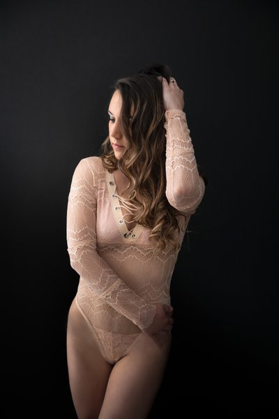 Boudoir: Kenosha Wisconsin Photographer
