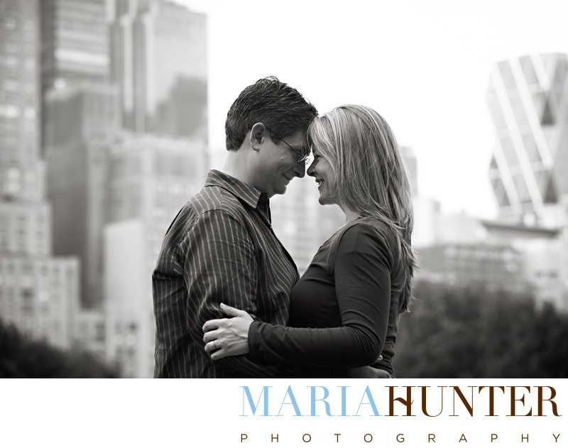 Manhattan Engagement Photographer