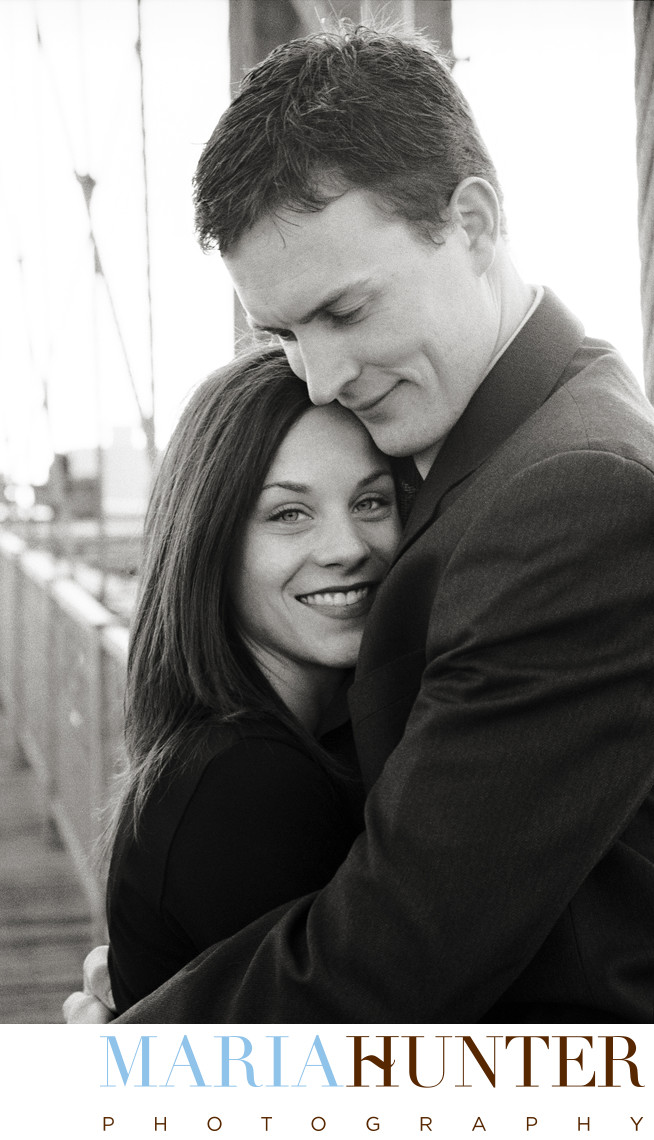 NYC Pre-Wedding Photo Shoot