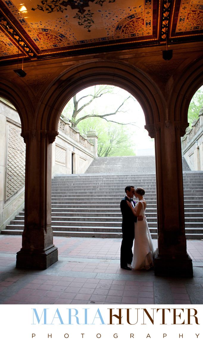 Central Park Boathouse Wedding Photos