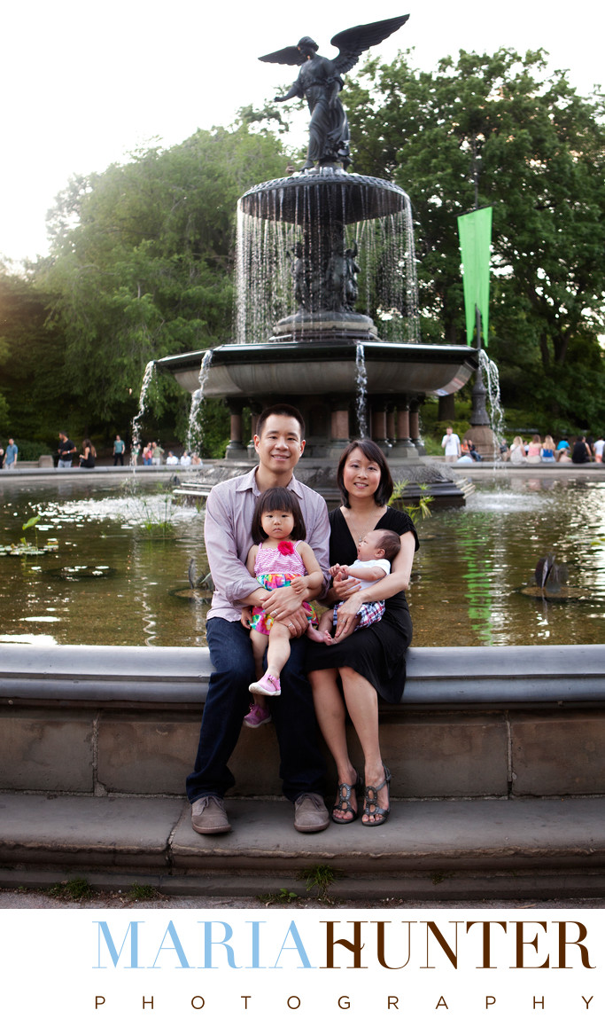 Central Park Family Portraits