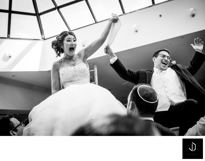 New Jersey Jewish Wedding Photographer