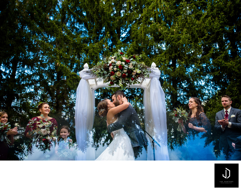 Newtown Wedding Photographer