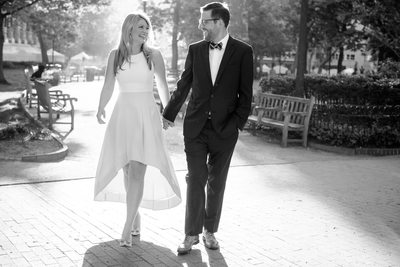 Rittenhouse Square Engagement Photos 03