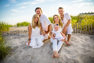 Ocean City Family Photographer