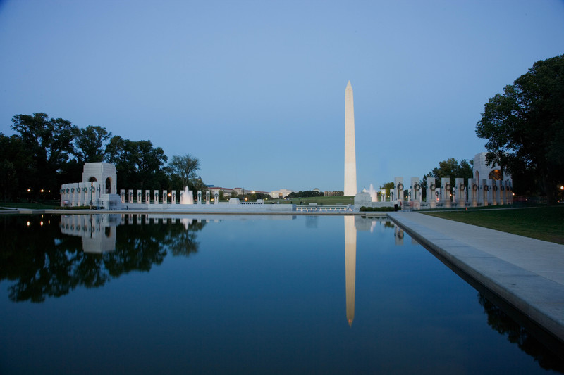 Reflecting Pool on the National Mall