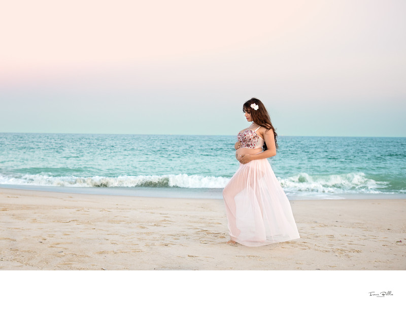 Best Robert Moses Beach Maternity Photos