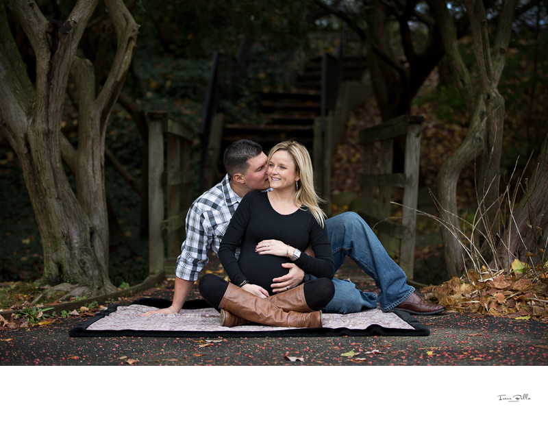 Best Roslyn Park Maternity Photographer