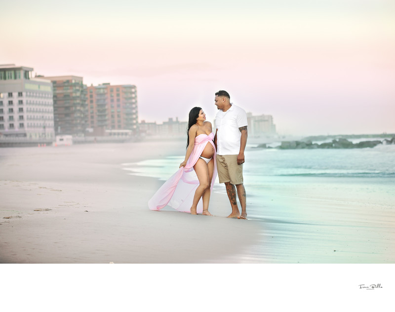 Best Long Beach Maternity Photographer