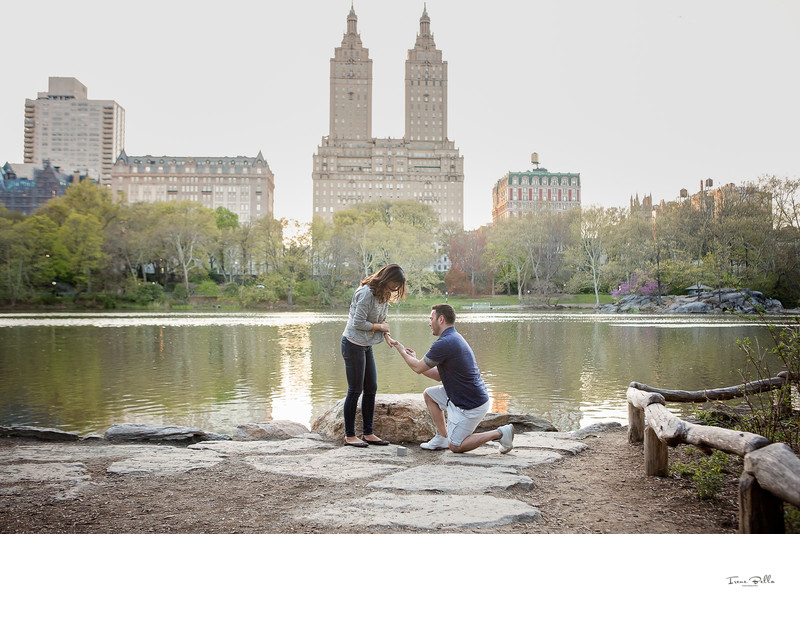 Best Central Park Proposal Photographer