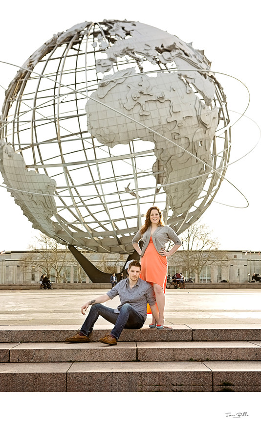 Flushing Meadows Park Engagement
