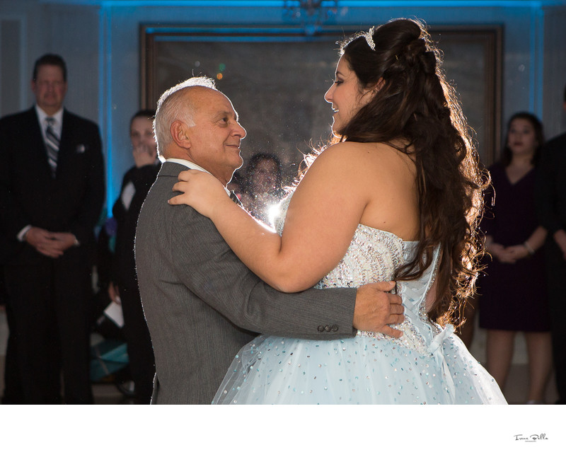 Sweet 16 Dance with Grandpa