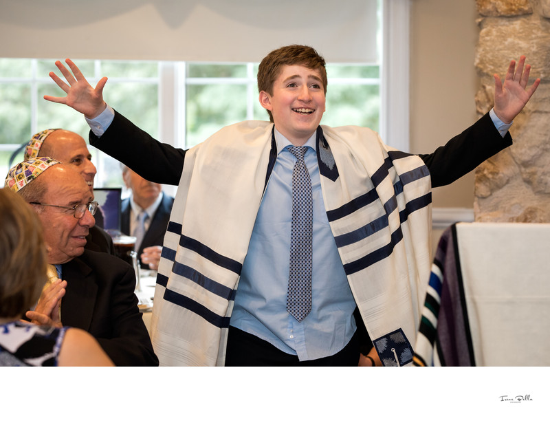 Bar Mitzvah Photography Long Island