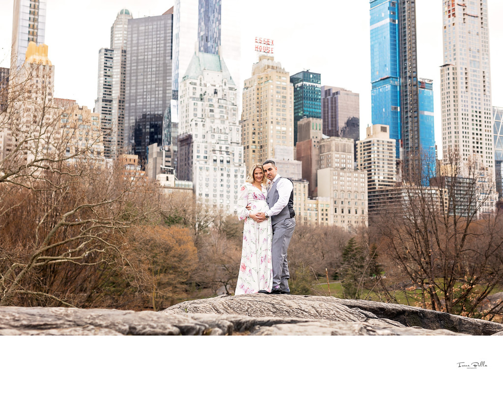 Best Central Park NYC Maternity Photos