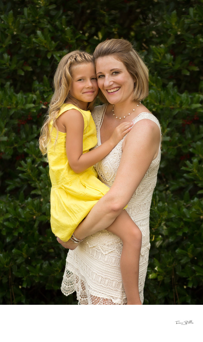 Mother & Daughter Photos