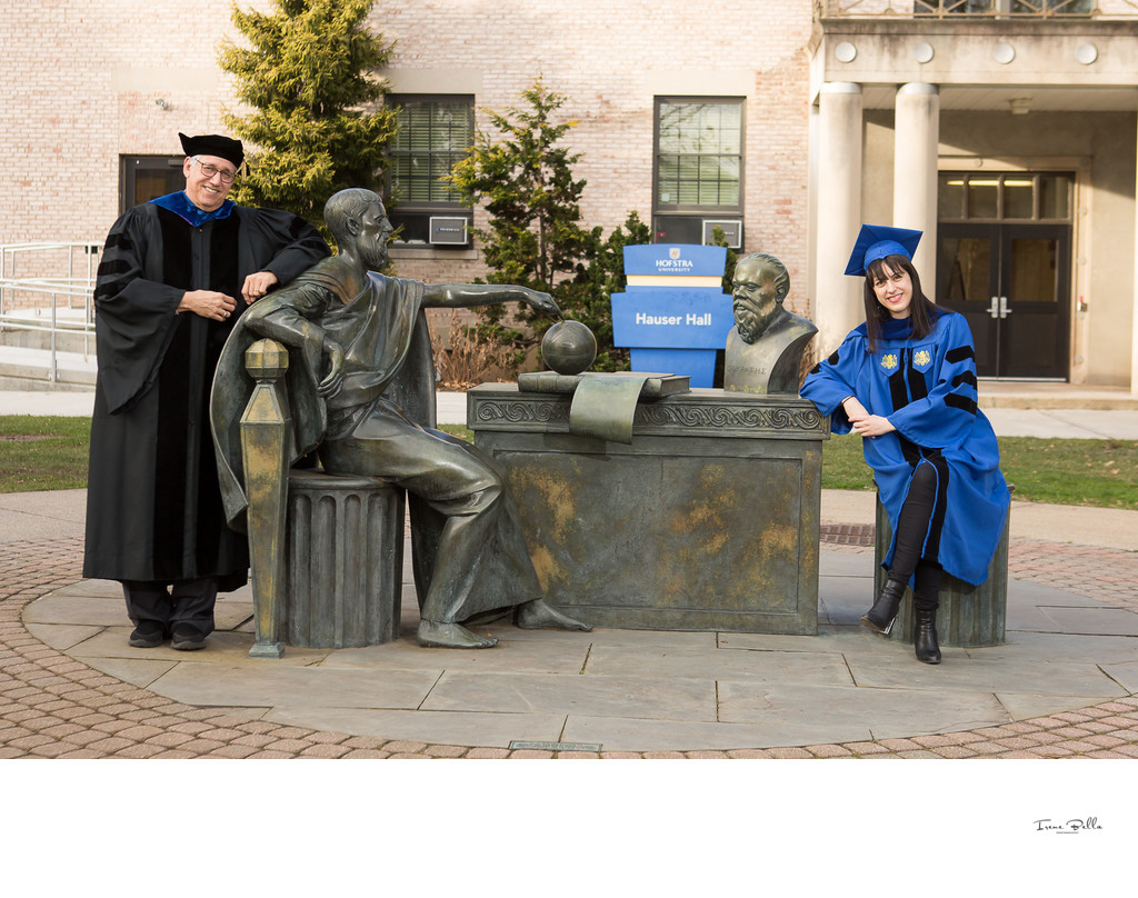 Graduation Photos Hofstra University