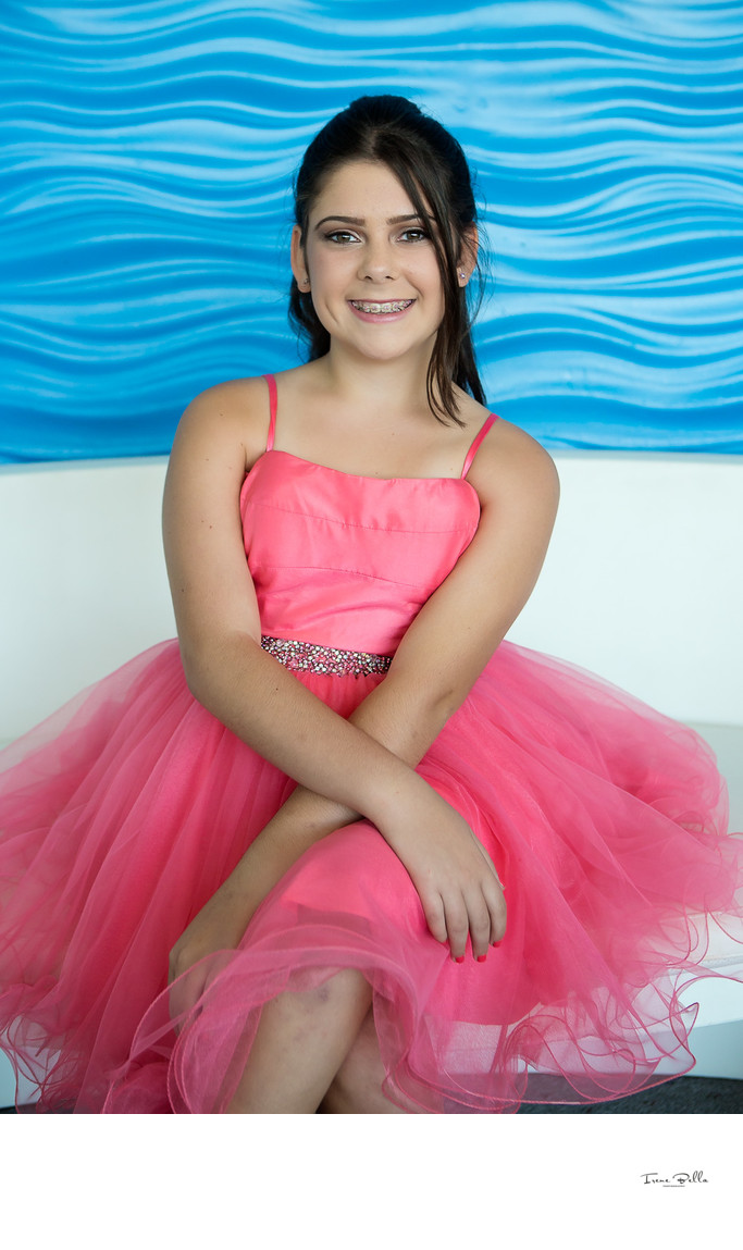 Long Island Bat Mitzvah Photo