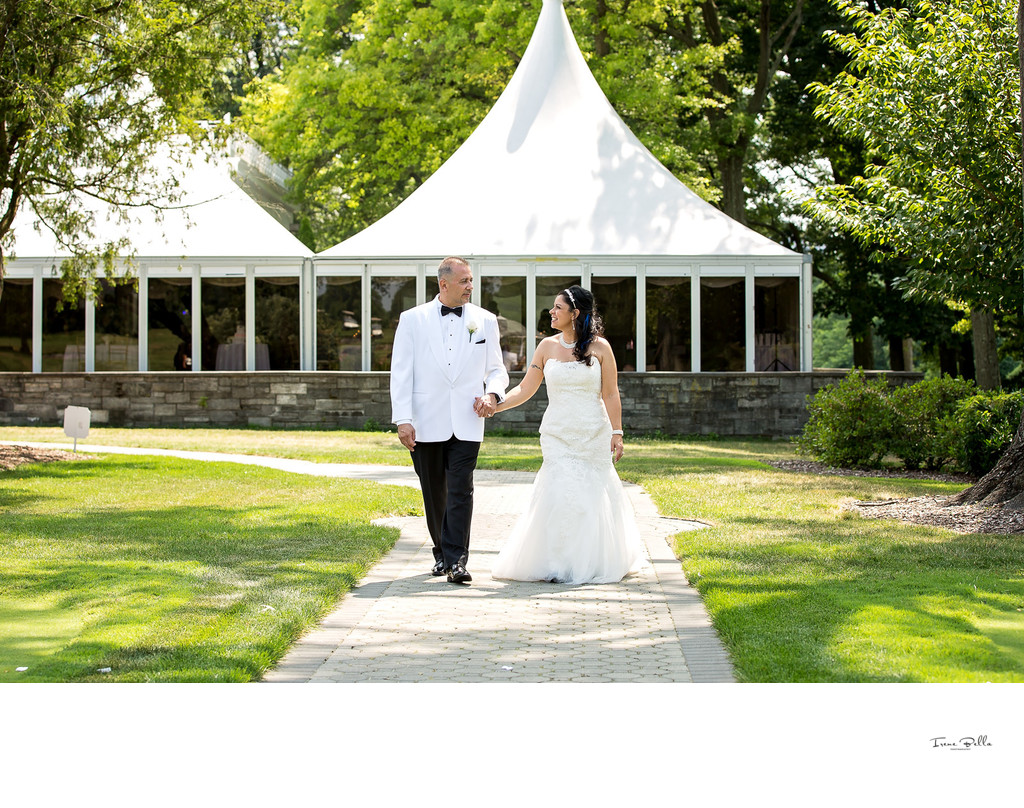 Best Pelham Bay Wedding Photo