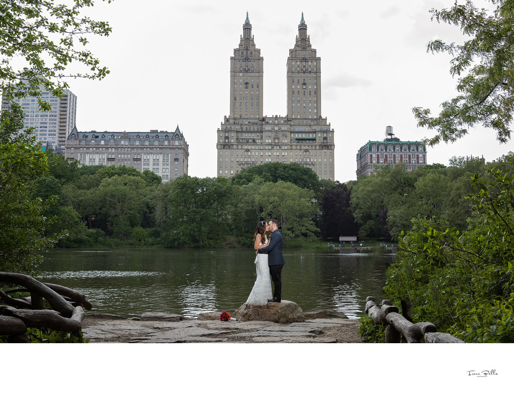 Central Park Elopement Photographers
