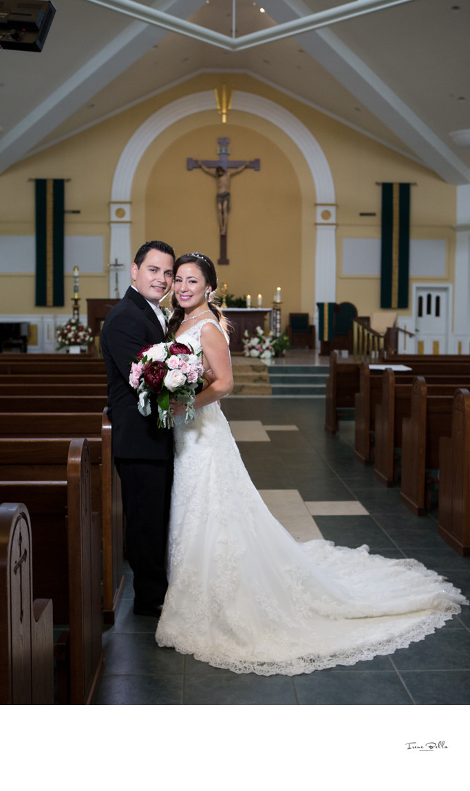 Long Island Church Weddings