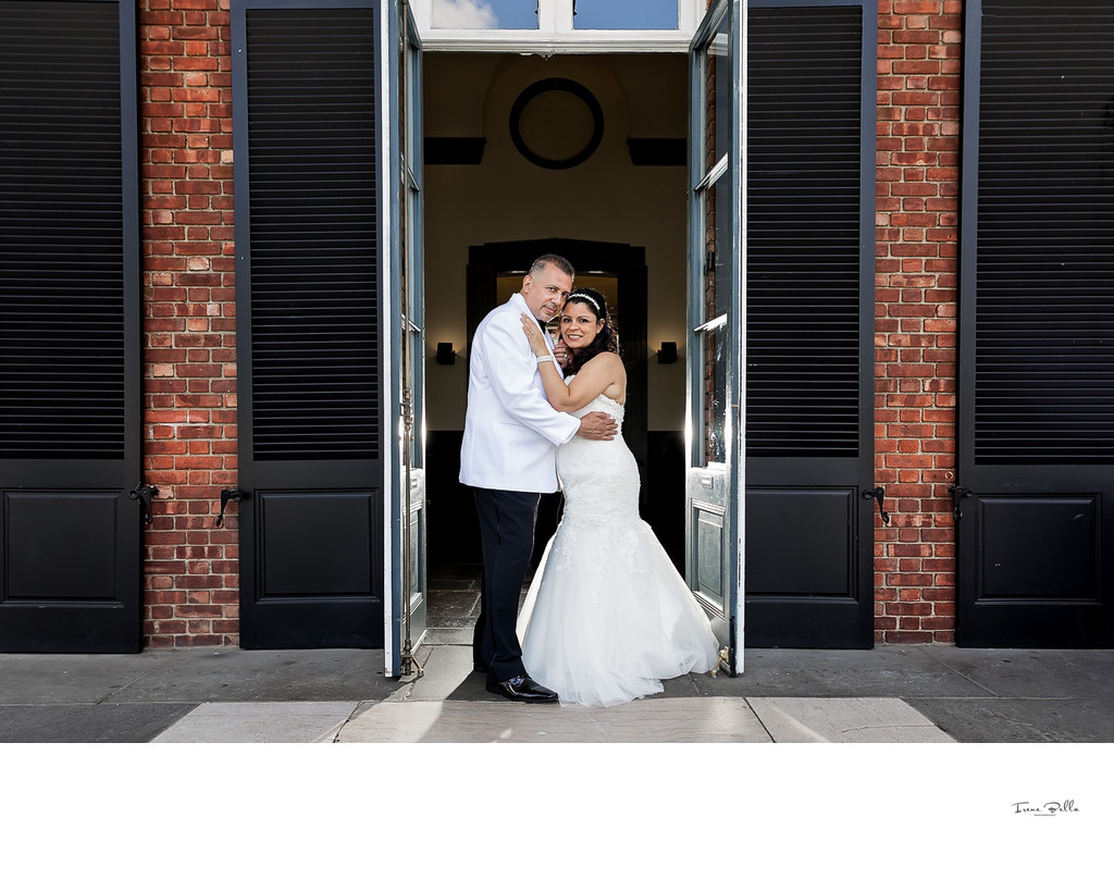 Pelham Bay Wedding Photo