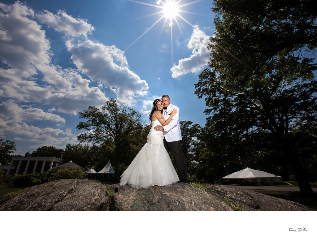 Pelham Bay Wedding Photographer
