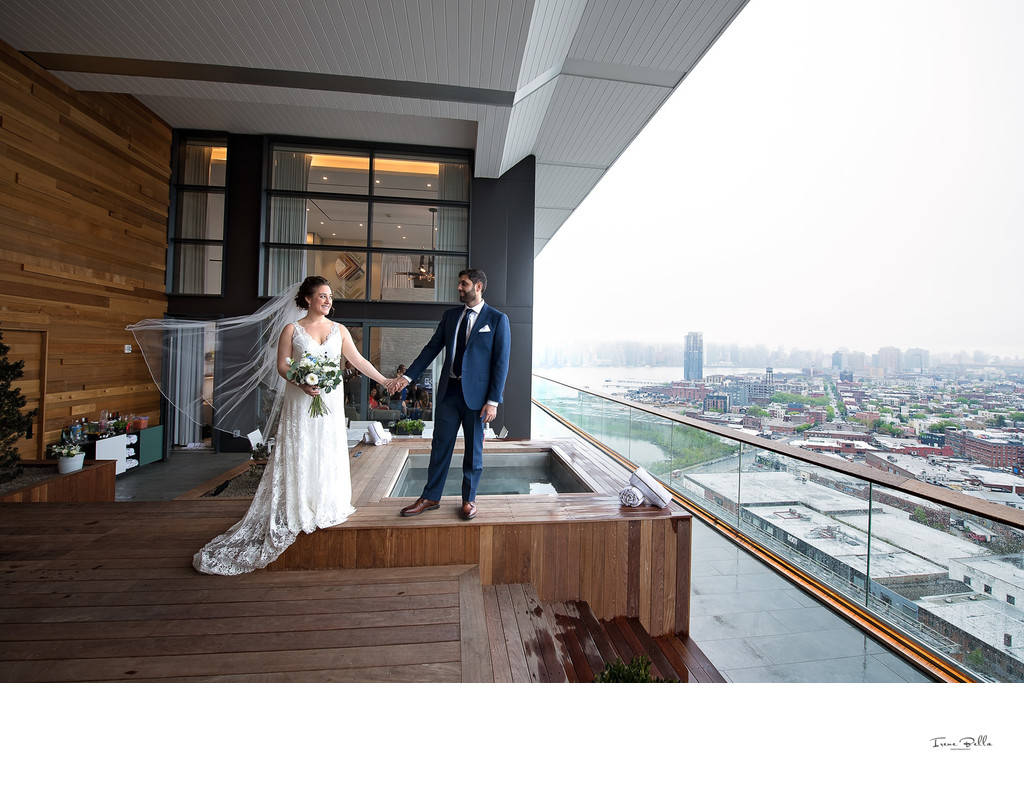 William Vale Hotel Wedding Photos