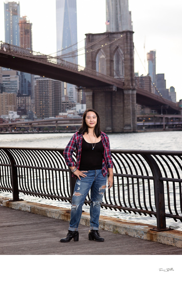 Best Brooklyn Senior Photos