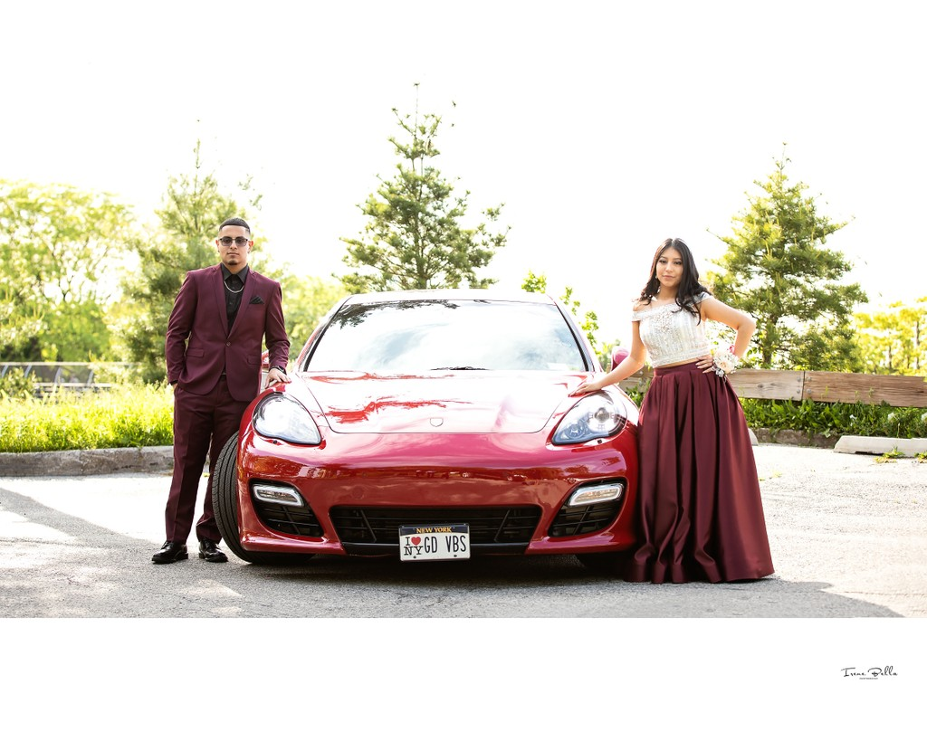 Queens NYC Prom Photographer