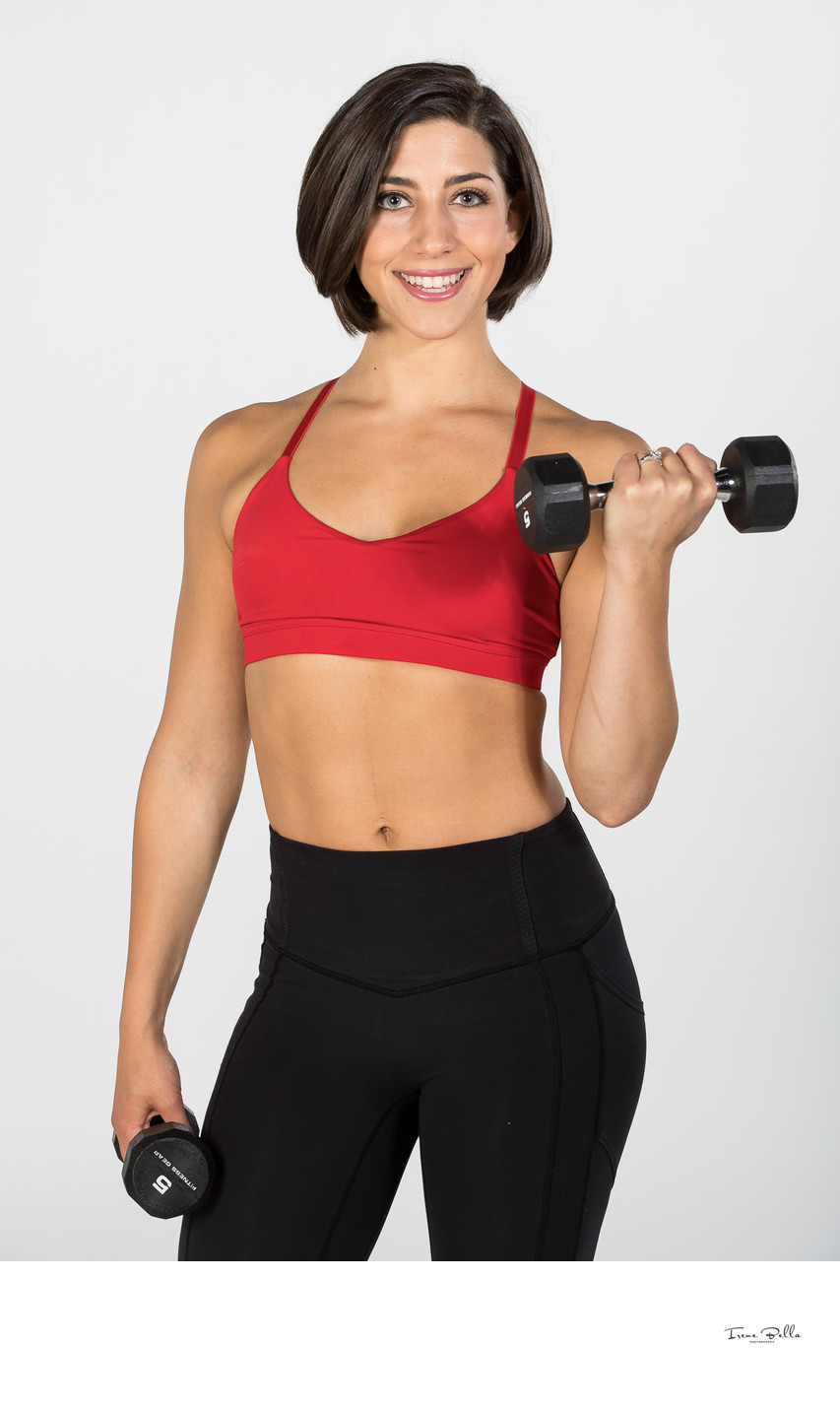 Long Island Fitness trainer photos