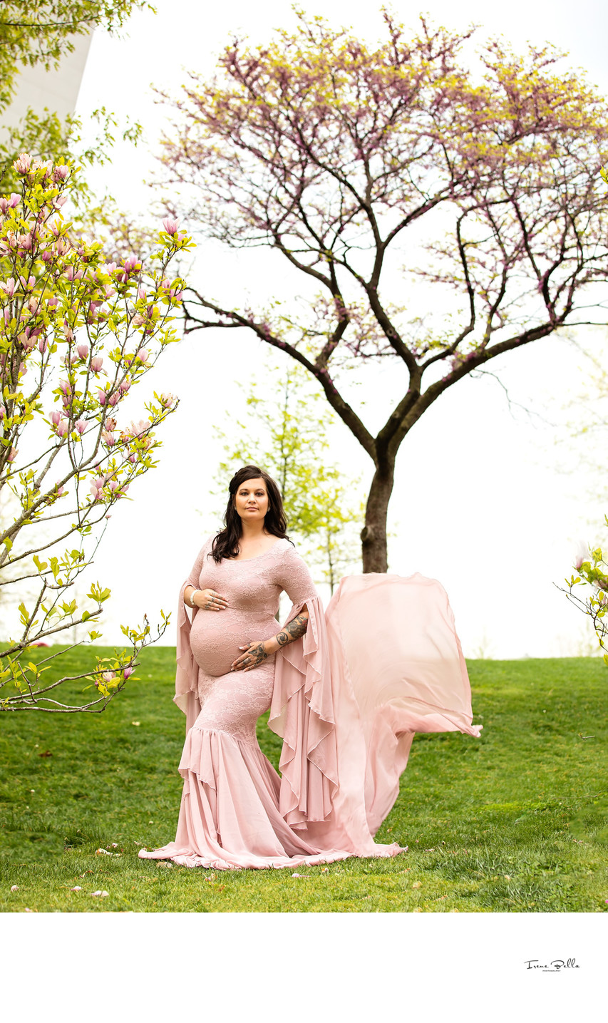 Jericho Maternity Photographer