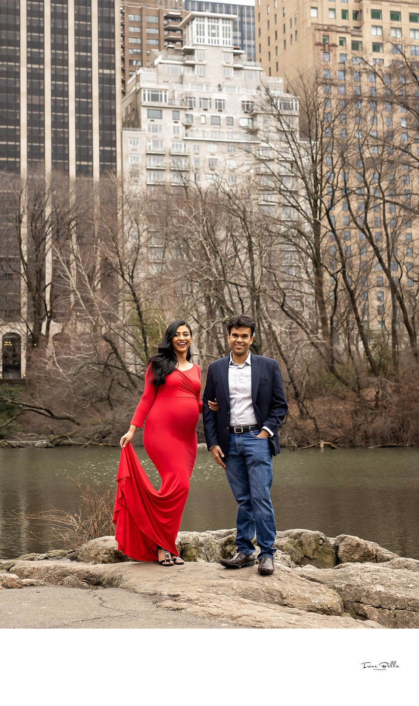 Best Maternity Photos in NYC