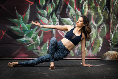 Yoga Photographer in NYC