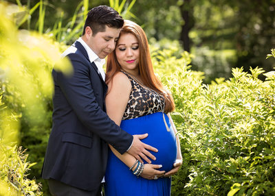 beautiful maternity photos central park